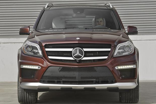 2016 Mercedes-Benz GL-Class: New Car Review featured image large thumb1