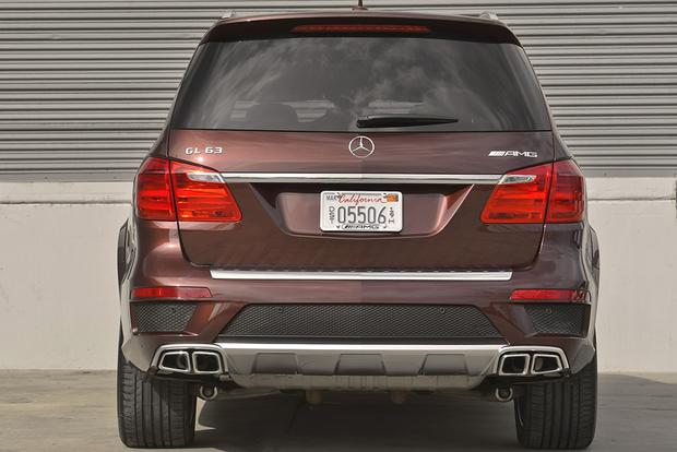 2016 Mercedes-Benz GL-Class: New Car Review featured image large thumb3