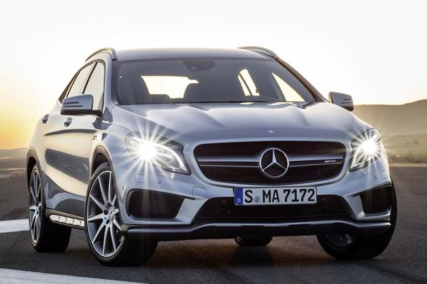 2015 mercedes benz gla class new car review autotrader for Mercedes benz autotrader