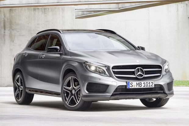 2015 Mercedes-Benz GLA-Class: New Car Review featured image large thumb4