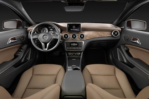 2015 Mercedes-Benz GLA-Class: New Car Review featured image large thumb5