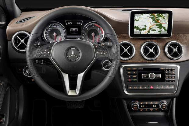 2015 Mercedes-Benz GLA-Class: New Car Review featured image large thumb6