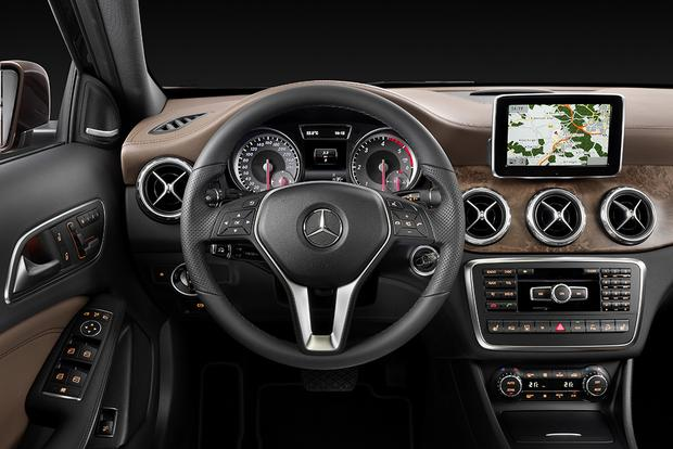 2015 Mercedes-Benz GLA-Class Compact Crossover Set for Frankfurt Debut featured image large thumb32