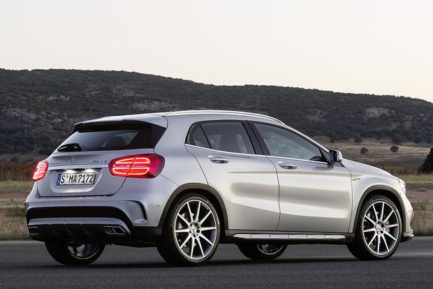 2015 Mercedes-Benz GLA-Class Compact Crossover Set for Frankfurt Debut featured image large thumb38