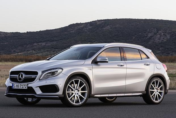 2015 Mercedes Benz Gla Class Vs 2015 Audi Q3 Which Is