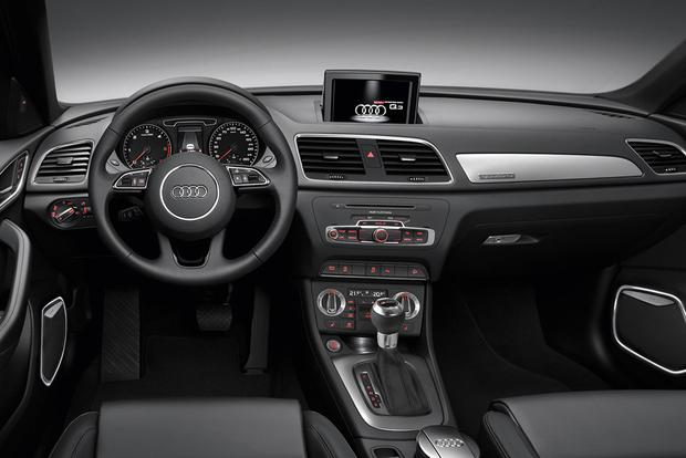 2015 Mercedes-Benz GLA-Class Compact Crossover Set for Frankfurt Debut featured image large thumb57