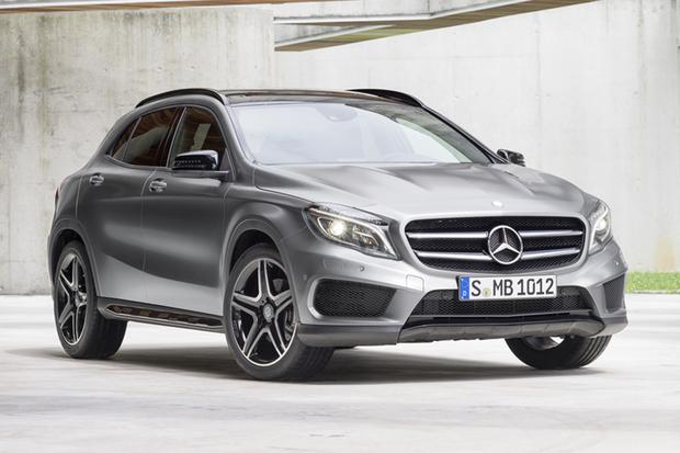 2015 Mercedes-Benz GLA-Class vs. 2015 BMW X1: Which Is Better? featured image large thumb0