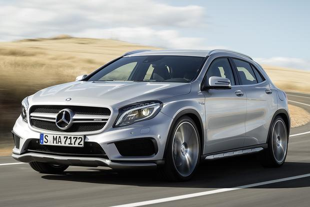 2015 Mercedes-Benz GLA-Class vs. 2015 BMW X1: Which Is Better? featured image large thumb8