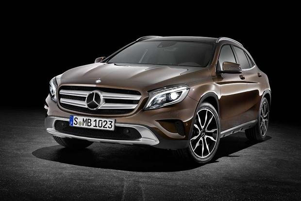 2016 Mercedes-Benz GLA-Class: New Car Review featured image large thumb0