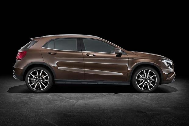 2016 mercedes benz gla class new car review autotrader for 2016 mercedes benz gla