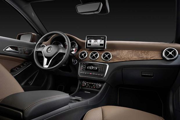 2016 Mercedes-Benz GLA-Class: New Car Review featured image large thumb4