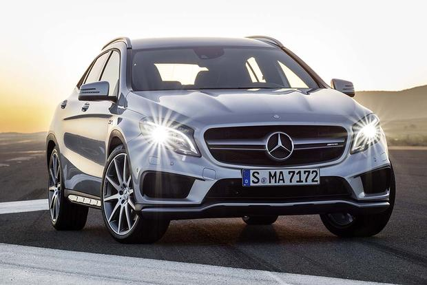 2016 Mercedes-Benz GLA-Class: New Car Review featured image large thumb6