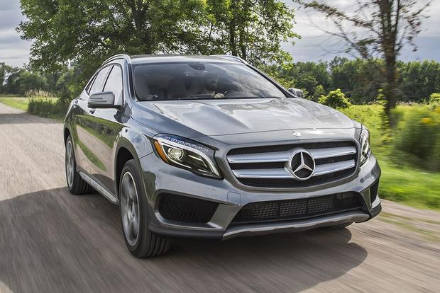 2017 Mercedes-Benz GLA-Class: New Car Review featured image large thumb1
