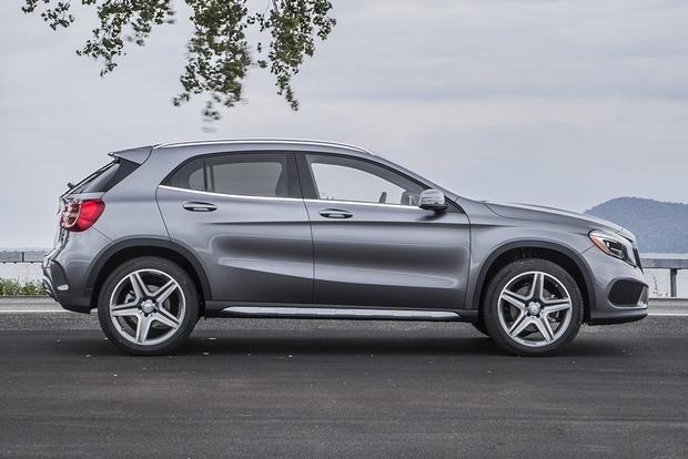 2017 Mercedes-Benz GLA-Class: New Car Review featured image large thumb2