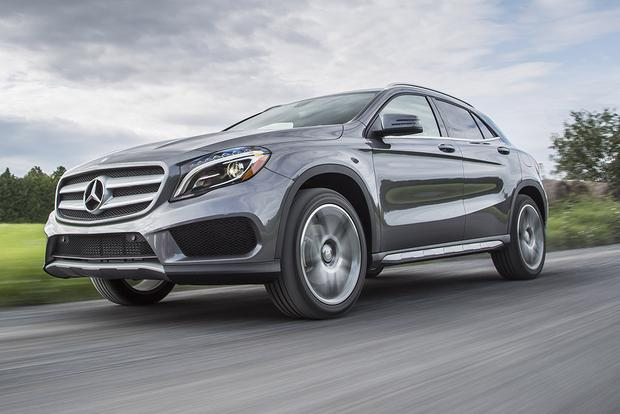 2017 Mercedes-Benz GLA-Class: New Car Review featured image large thumb4