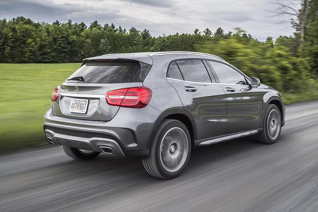 2017 Mercedes-Benz GLA-Class: New Car Review featured image large thumb5
