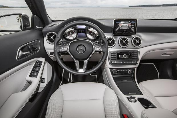2017 Mercedes-Benz GLA-Class: New Car Review featured image large thumb6