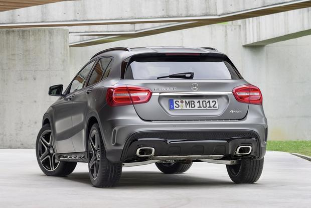2015 Mercedes-Benz GLA-Class Compact Crossover Set for Frankfurt Debut featured image large thumb9