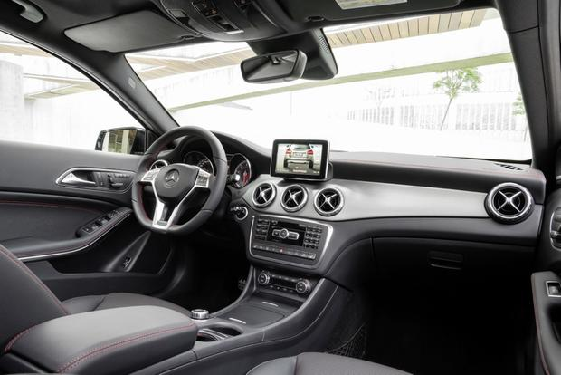 2015 Mercedes-Benz GLA-Class Compact Crossover Set for Frankfurt Debut featured image large thumb11