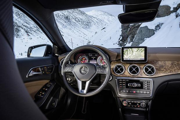 2015 Mercedes-Benz GLA-Class Compact Crossover Set for Frankfurt Debut featured image large thumb28