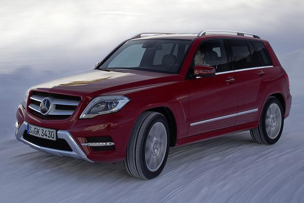 2015 Mercedes-Benz GLA-Class Compact Crossover Set for Frankfurt Debut featured image large thumb51