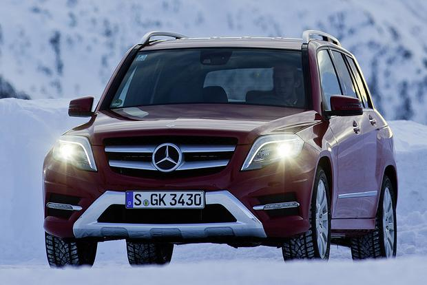 2015 Mercedes-Benz GLA-Class Compact Crossover Set for Frankfurt Debut featured image large thumb48