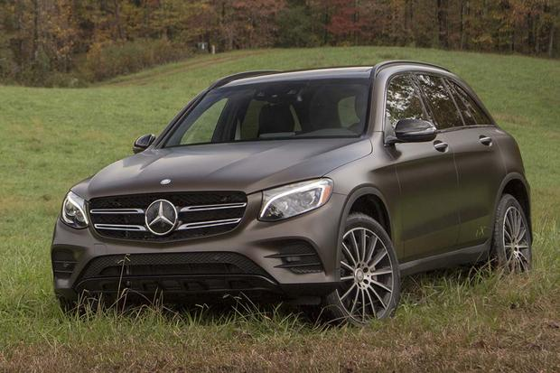 2016 Mercedes-Benz GLC300: Real World Review featured image large thumb3
