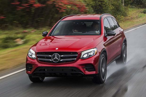 Gle Coupe Facelift 2018 >> 2016 Mercedes-Benz GLC vs. 2015 Mercedes-Benz GLK: What's the Difference? - Autotrader