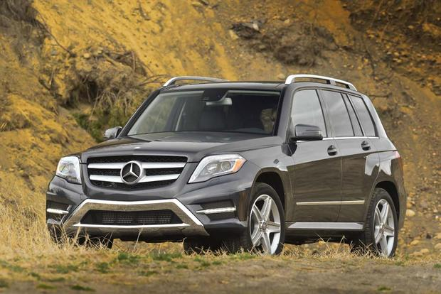 2016 Mercedes-Benz GLC vs. 2015 Mercedes-Benz GLK: What's the Difference?