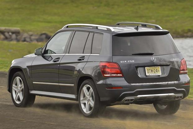 2016 Mercedes Benz Glc Vs 2017 Glk What S The Difference