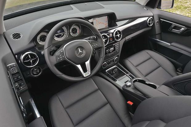 2016 mercedes benz glc vs 2015 mercedes benz glk whats the difference - Mercedes Glk 2013 Interior