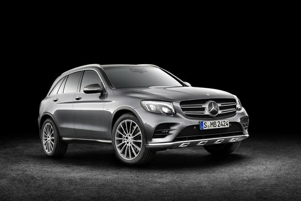 2016 Mercedes-Benz GLC-Class: New Car Review