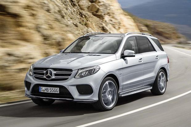 2016 Mercedes-Benz GLC vs. 2016 Mercedes-Benz GLE: What's the Difference?