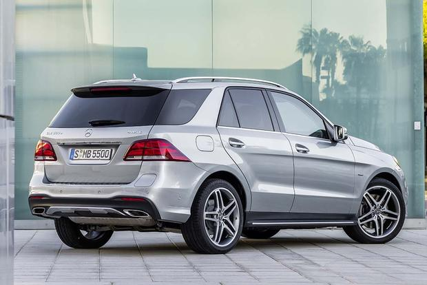2016 Mercedes Benz Glc Vs Gle What S The Difference