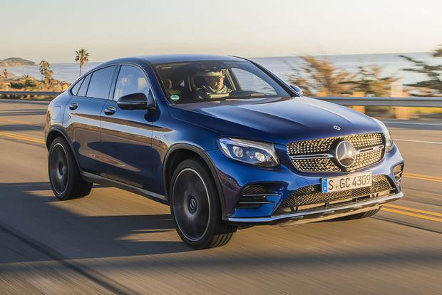 2017 Mercedes-Benz GLC-Class Coupe: New Car Review