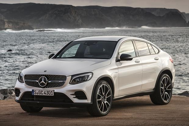 2017 mercedes benz glc class coupe new car review for Mercedes benz glc300 coupe