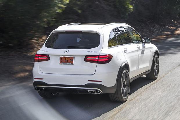2018 Mercedes-Benz GLC-Class: New Car Review featured image large thumb4