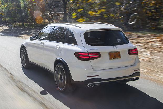 2018 Mercedes-Benz GLC-Class: New Car Review featured image large thumb5