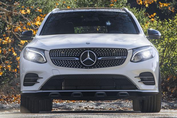 2018 Mercedes-Benz GLC-Class: New Car Review featured image large thumb1