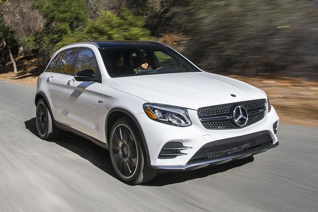 2018 Mercedes-Benz GLC-Class: New Car Review featured image large thumb0