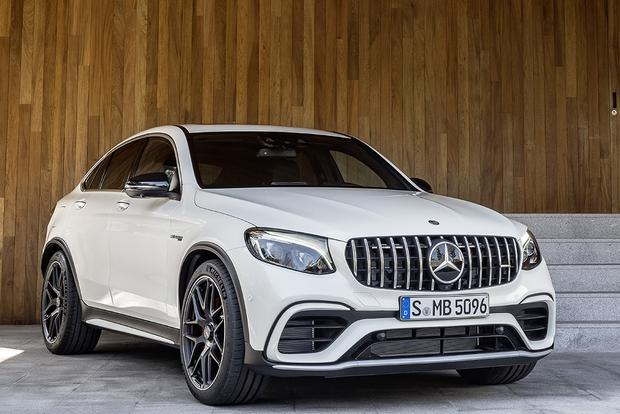 2018 Mercedes-Benz GLC-Class Coupe: New Car Review featured image large thumb0