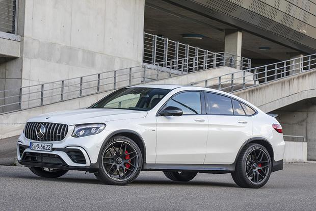 2018 Mercedes-Benz GLC-Class Coupe: New Car Review featured image large thumb1