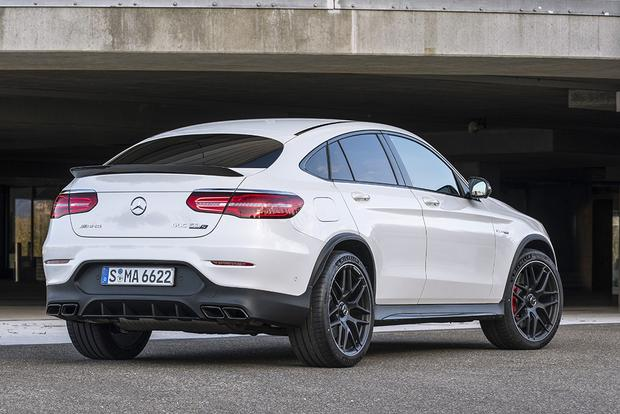 2018 Mercedes-Benz GLC-Class Coupe: New Car Review featured image large thumb2