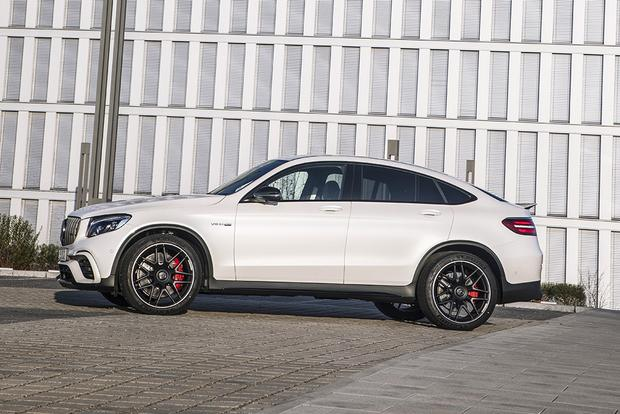 2018 Mercedes-Benz GLC-Class Coupe: New Car Review featured image large thumb3