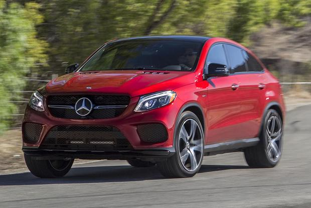 2016 Mercedes-Benz GLE Coupe: New Car Review