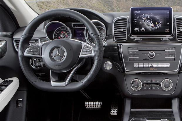 2016 mercedes benz gle coupe new car review autotrader for 2016 mercedes benz ml350