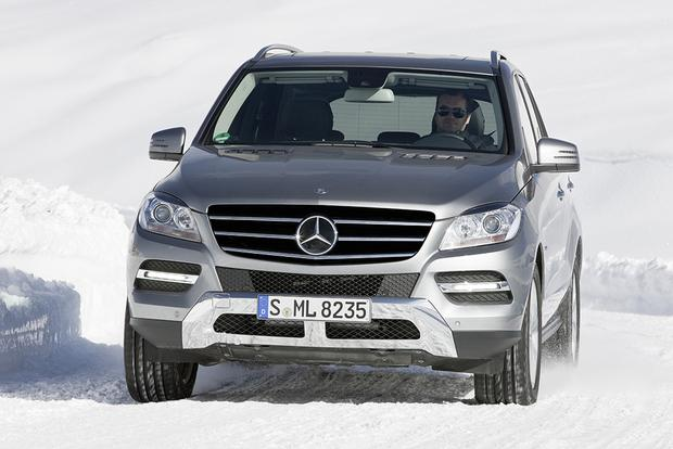 2016 Mercedes-Benz GLE vs. 2015 Mercedes-Benz M-Class: What's the Difference? featured image large thumb10