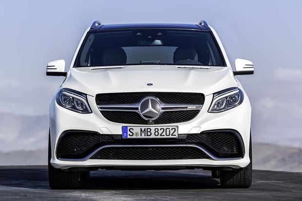 2016 Mercedes-Benz GLE-Class: New Car Review