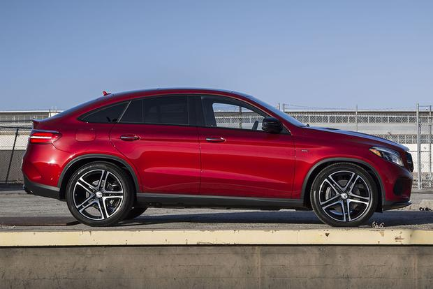 2017 Mercedes-Benz GLE-Class Coupe: New Car Review featured image large thumb3