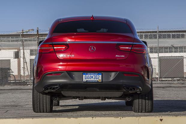 2017 Mercedes-Benz GLE-Class Coupe: New Car Review featured image large thumb4